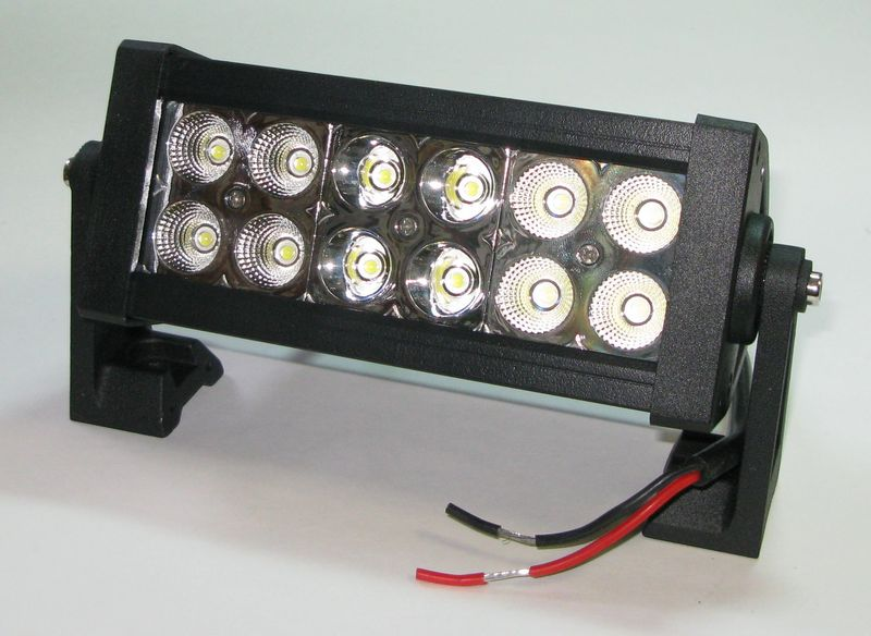 Балка LED 36W / spot+flood (841)