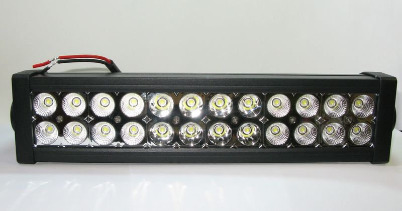 Балка LED C1272-E 72W / spot+flood (884)