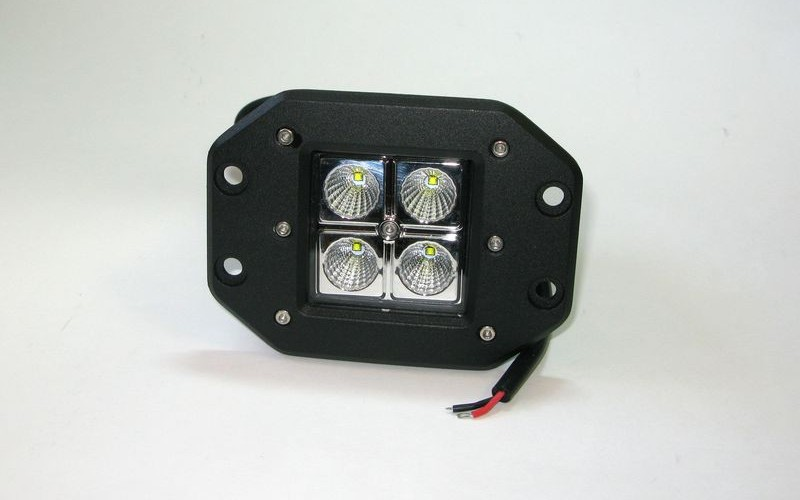 Фара LED 16W / flood (525)